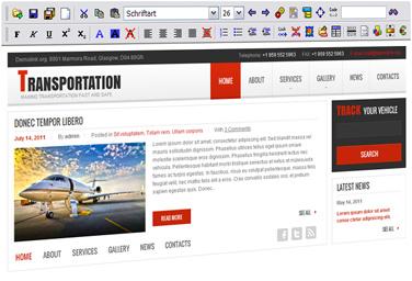 Homepage Software Demo